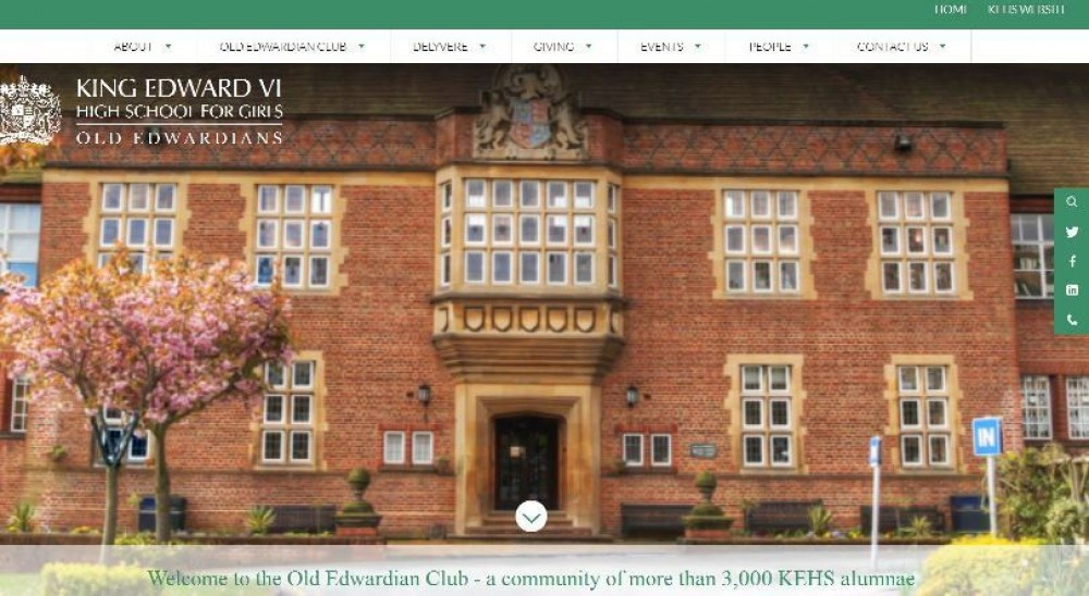 Website Front Cover